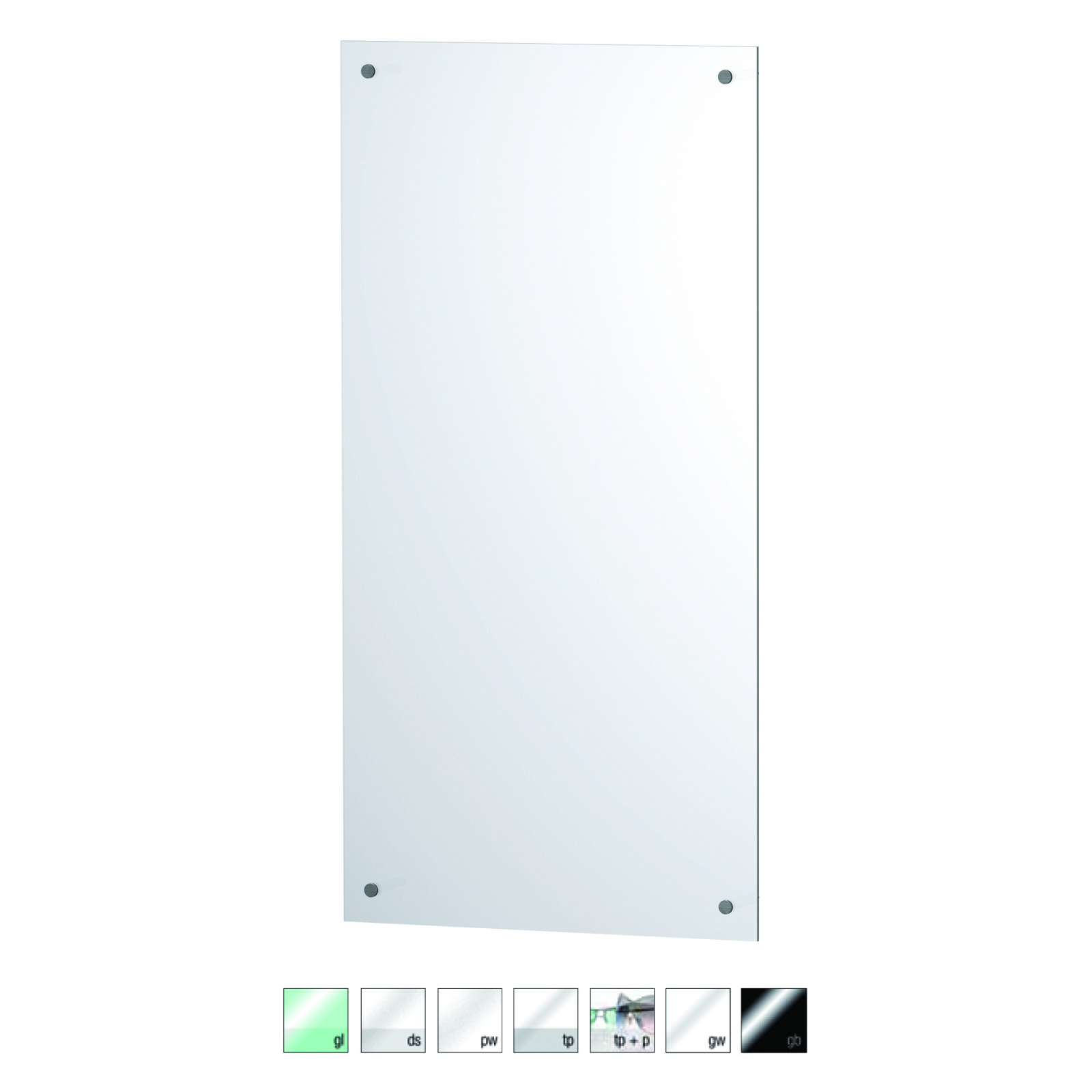 Acrylic Window Panels : Acrylic panel drilled with holes for mini tubix mm