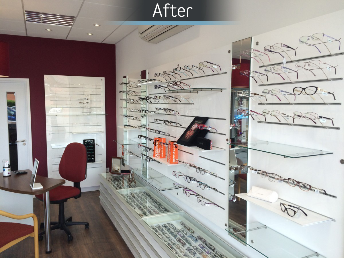 Castle Opticians - Fitted 4