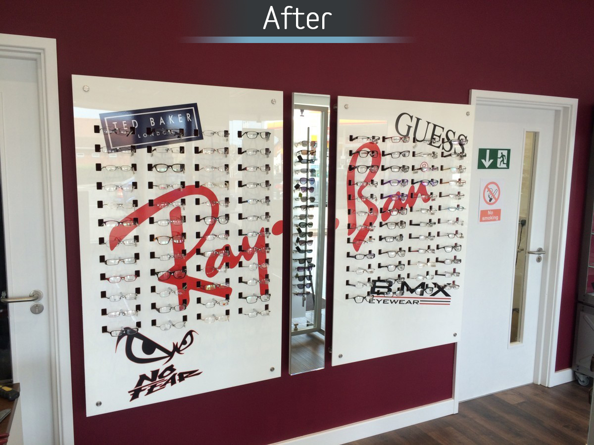Castle Opticians - Fitted 6