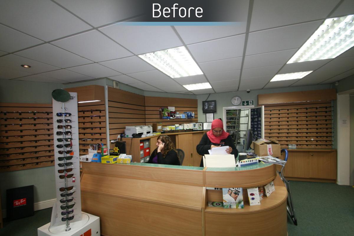 Family Eyecare - Before 2