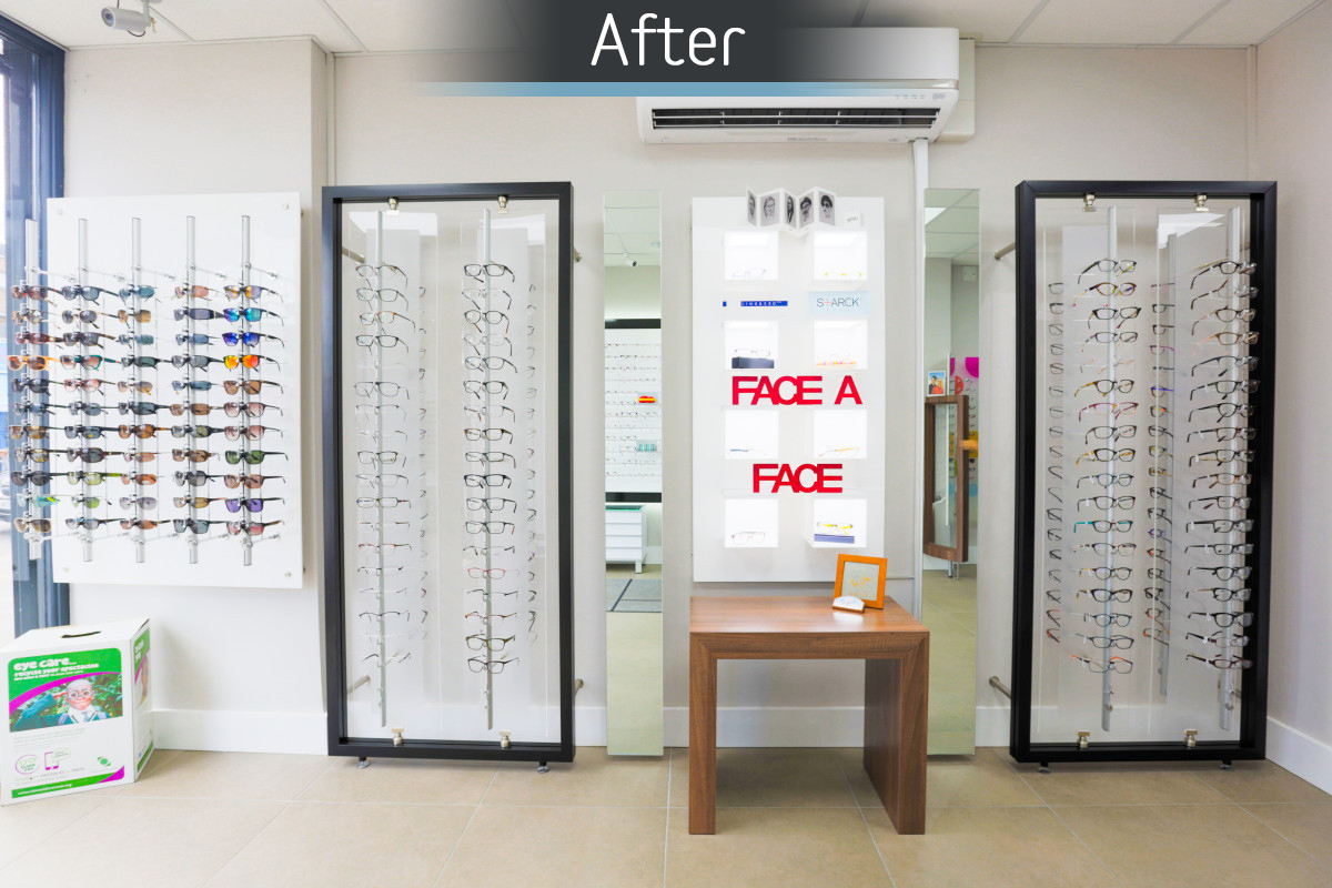 Hynes Optometrists - Fitted 2