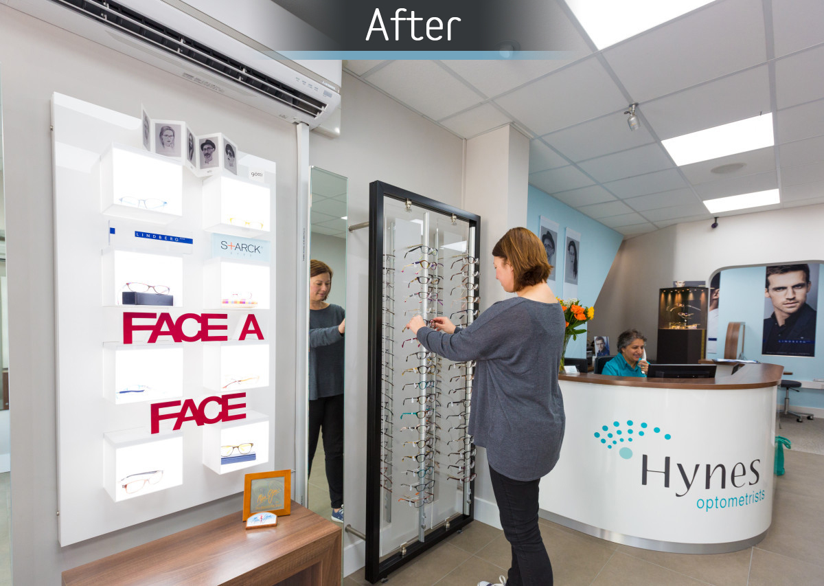 Hynes Optometrists - Fitted 5