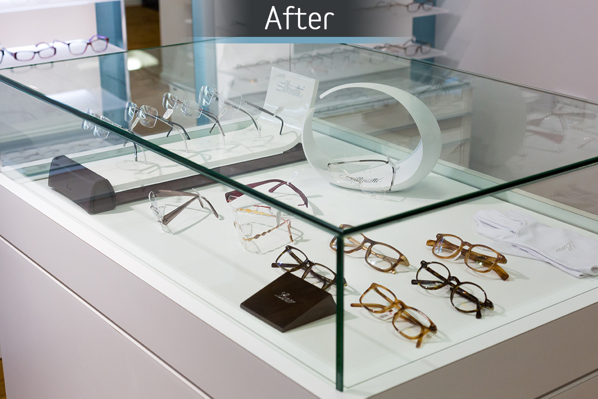 Norma Davies Opticians - Fitted 5