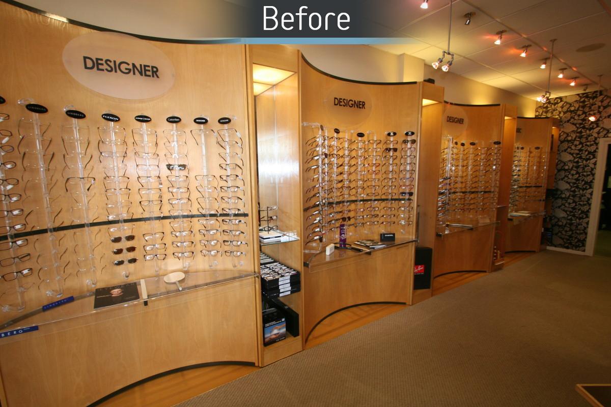 The Optical Studio - Before 1