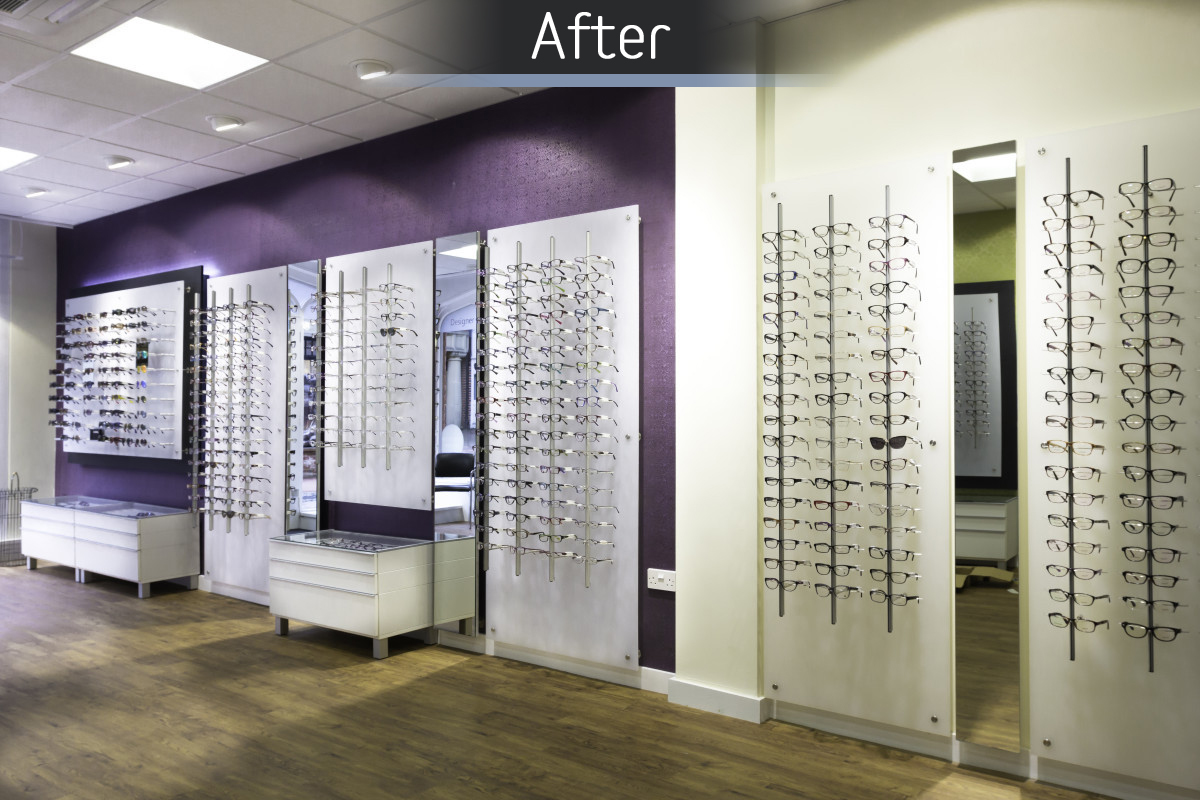 The Optical Studio - Fitted 4