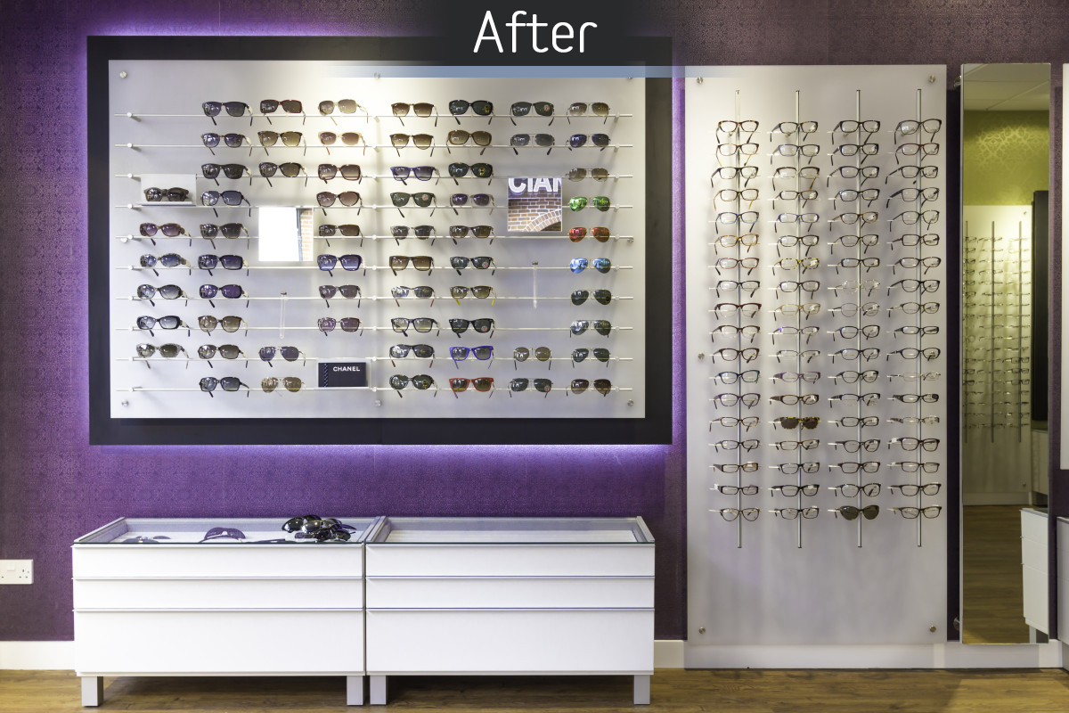 The Optical Studio - Fitted 5