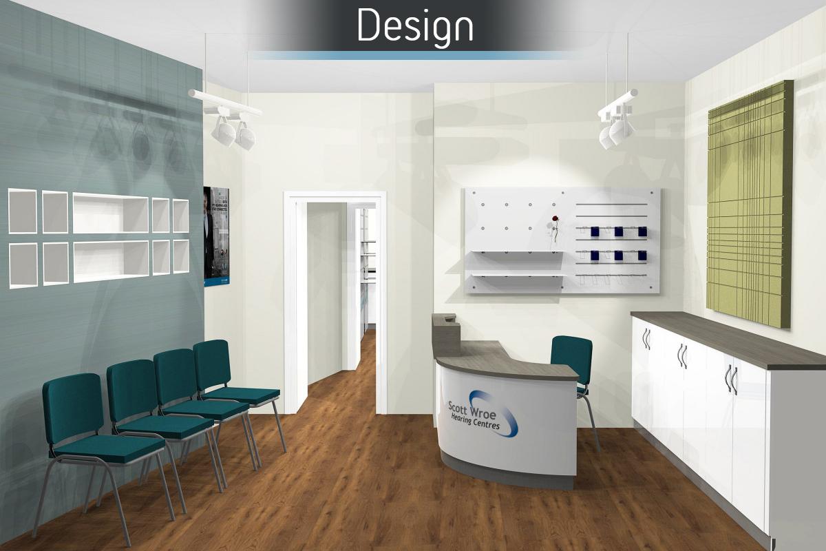 Scott Wroe Hearing - Design 1