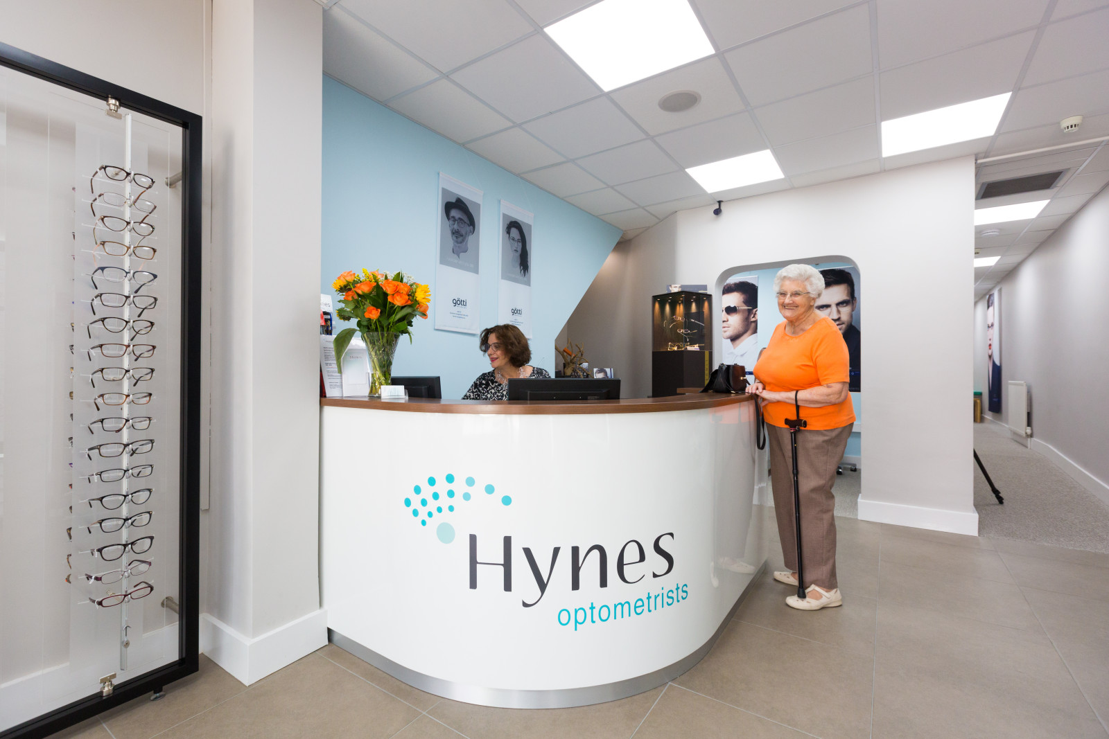 See our latest work for Hynes