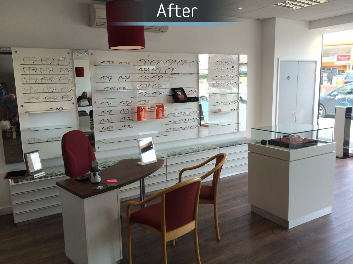 Castle Opticians - Fitted 5