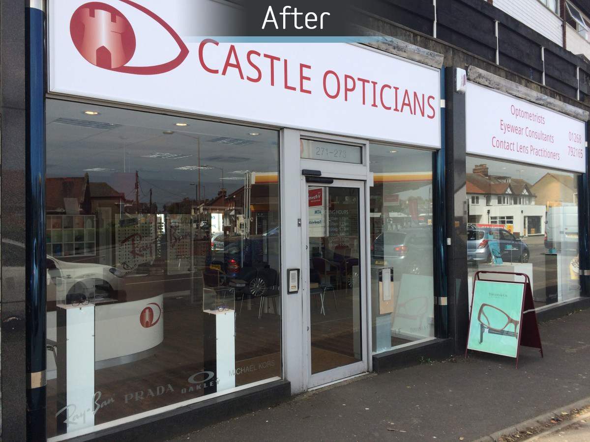 Castle Opticians - Fitted 7