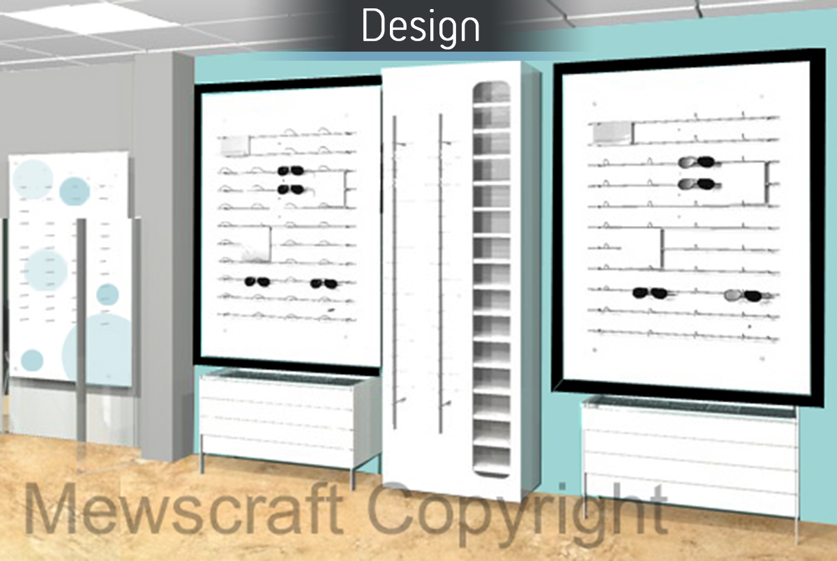 Hynes Optometrists - Design 2