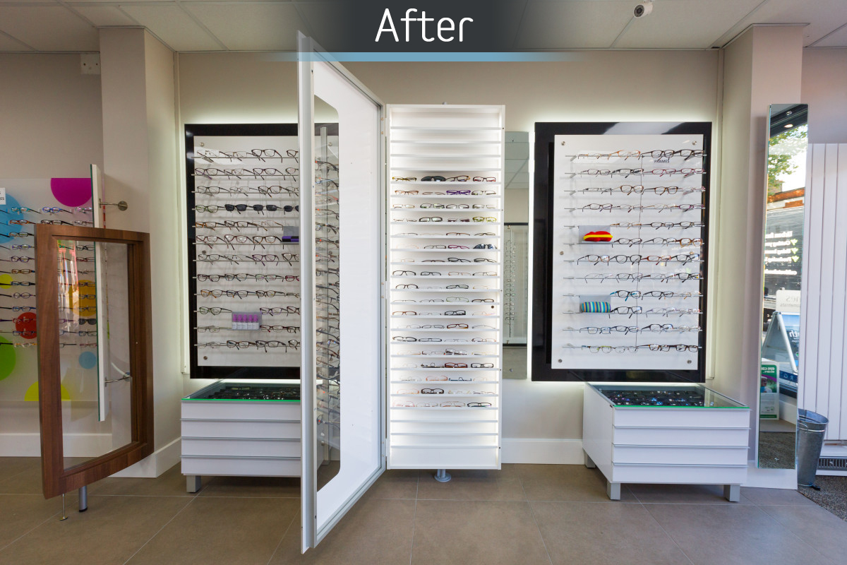 Hynes Optometrists - Fitted 6