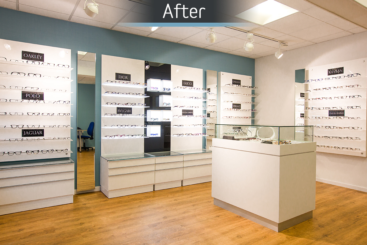 Norma Davies Opticians - Fitted 3