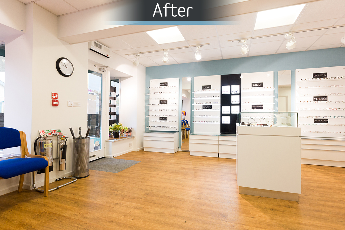 Norma Davies Opticians - Fitted 6