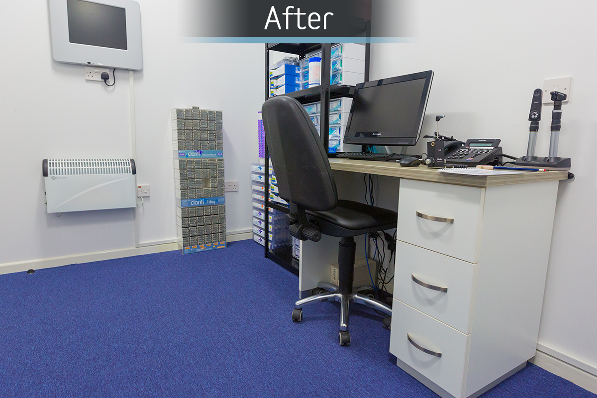 Norma Davies Opticians - Fitted 7