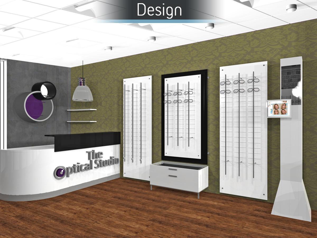 The Optical Studio - Design 1