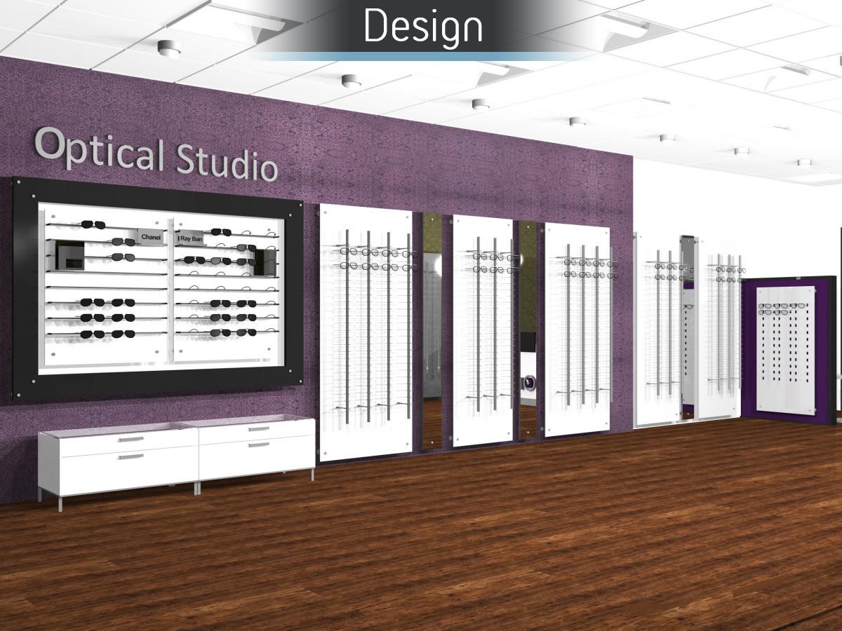 The Optical Studio - Design 2