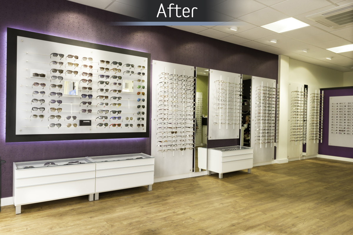 The Optical Studio - Fitted 3