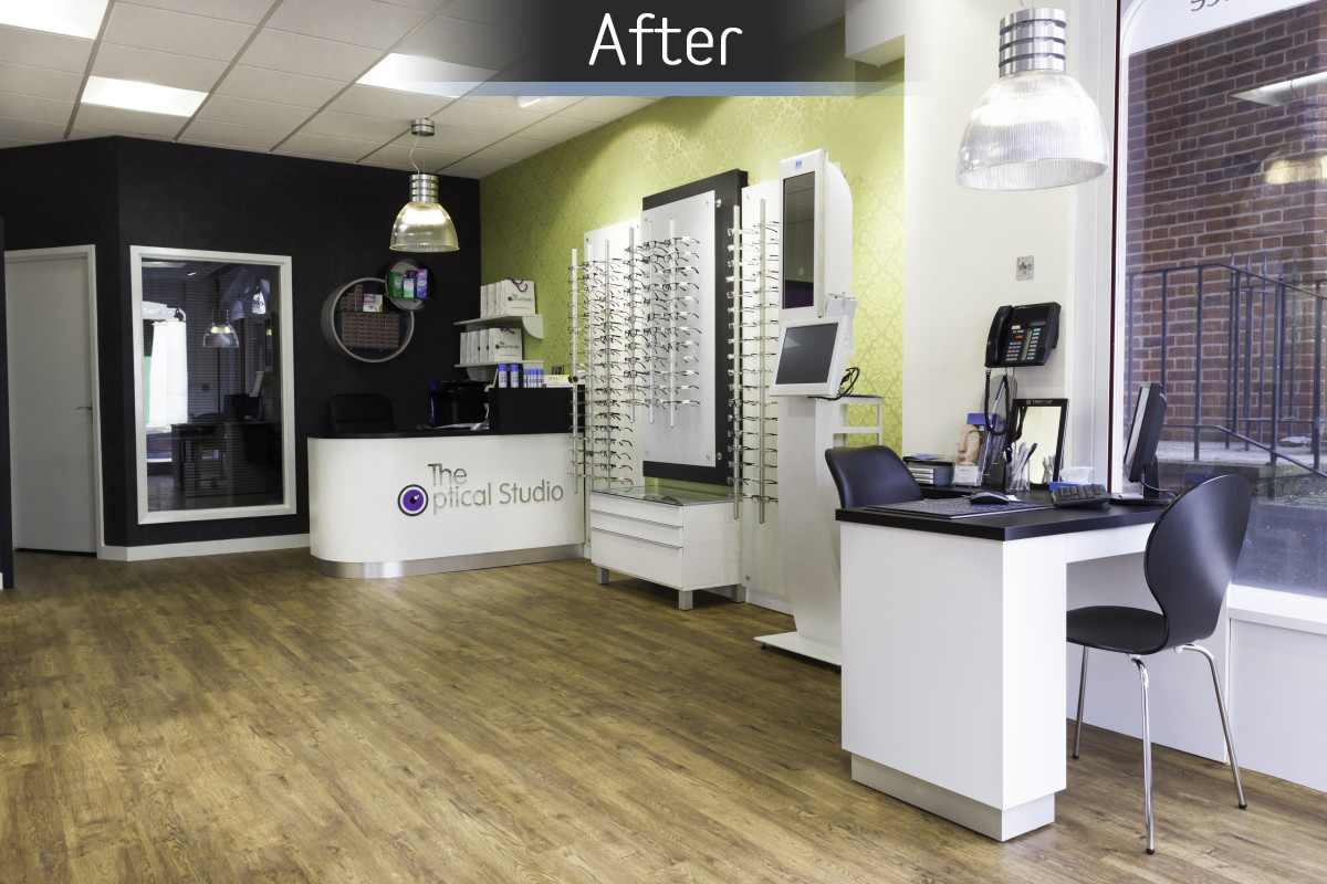 The Optical Studio - Fitted 6