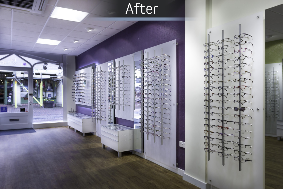 The Optical Studio - Fitted 7