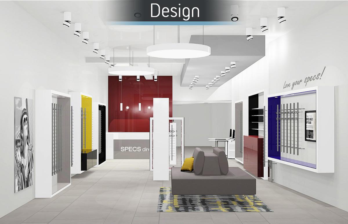 Specs Direct - Design 1