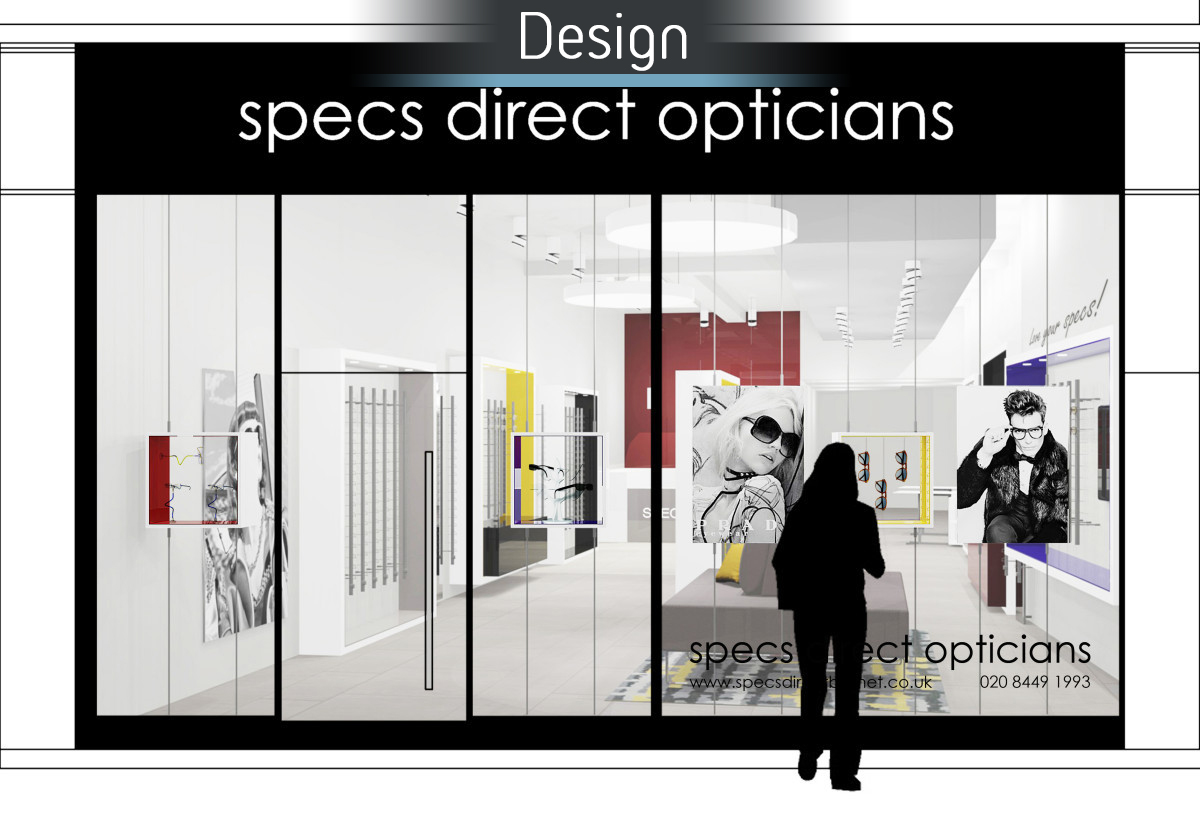 Specs Direct - Design 2