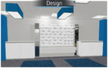Glasgow university 3D design for  commercial Interior design and refurbishment by Mewscraft