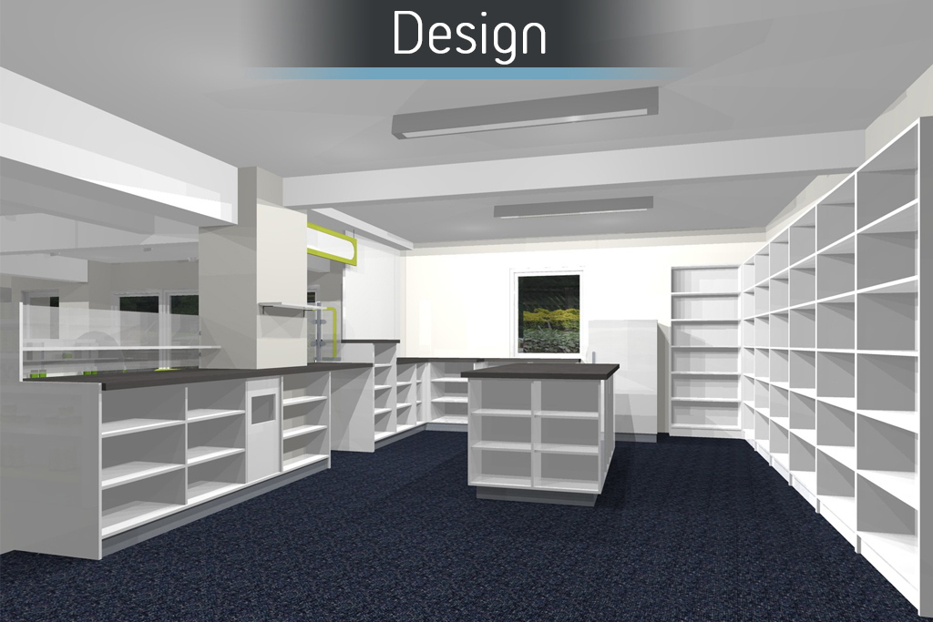 Norfolk St Pharmacy - Design 2