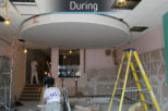 Arbuthnot Opticians during commercial interior design and refurbishment by Mewscraft
