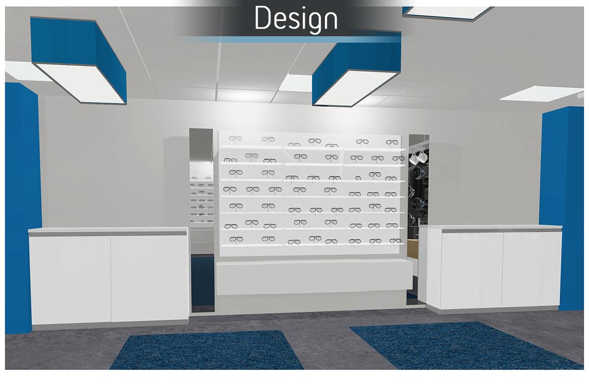 Glasgow Caledonia University - Design 2
