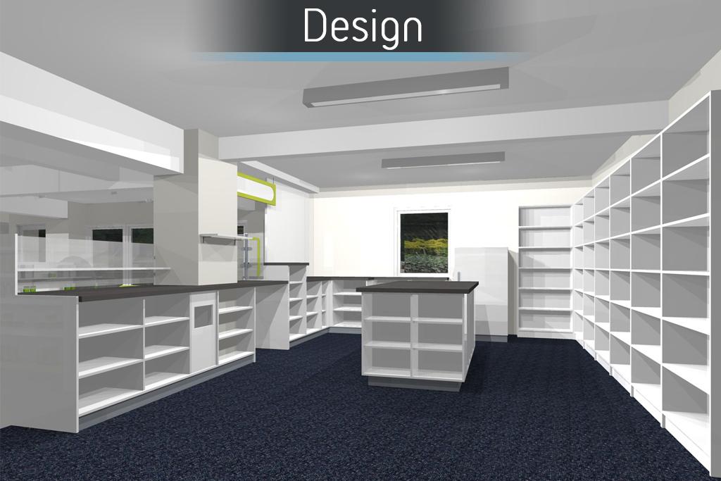 Norfolk St Pharmacy - Design 2