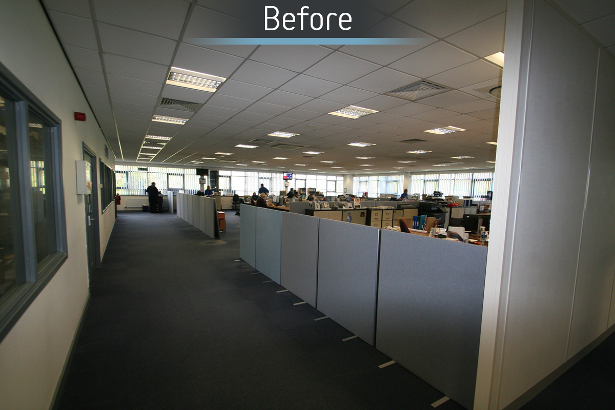 Head Office - Before 1