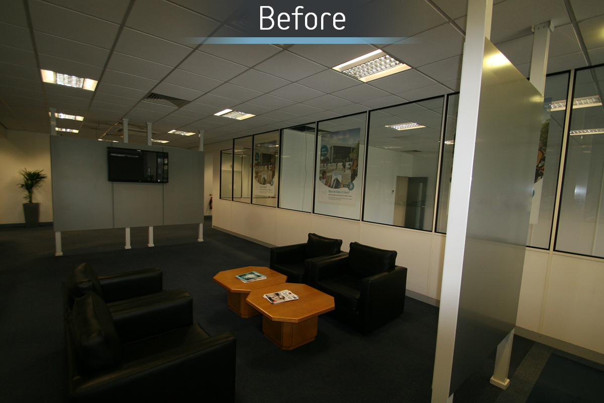 Head Office - Before 2
