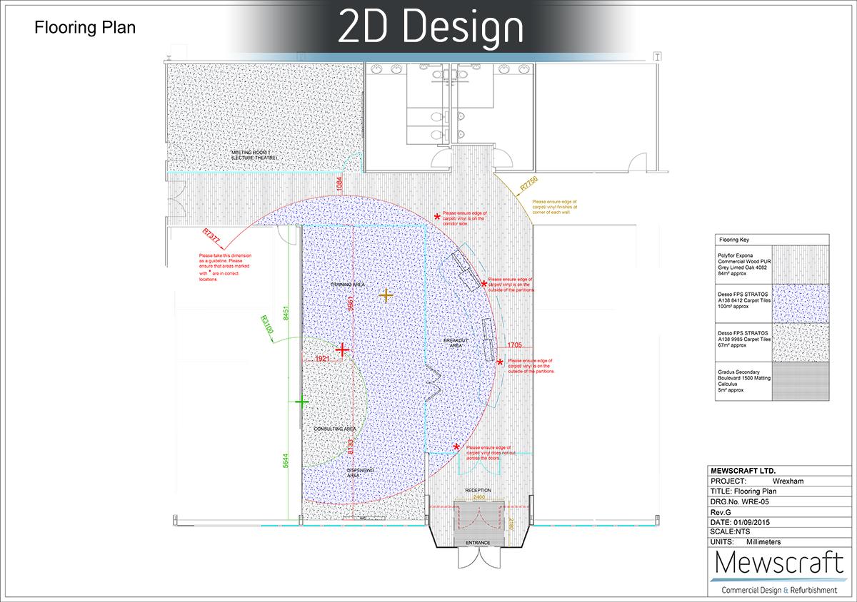 Head Office - 2D Design 1