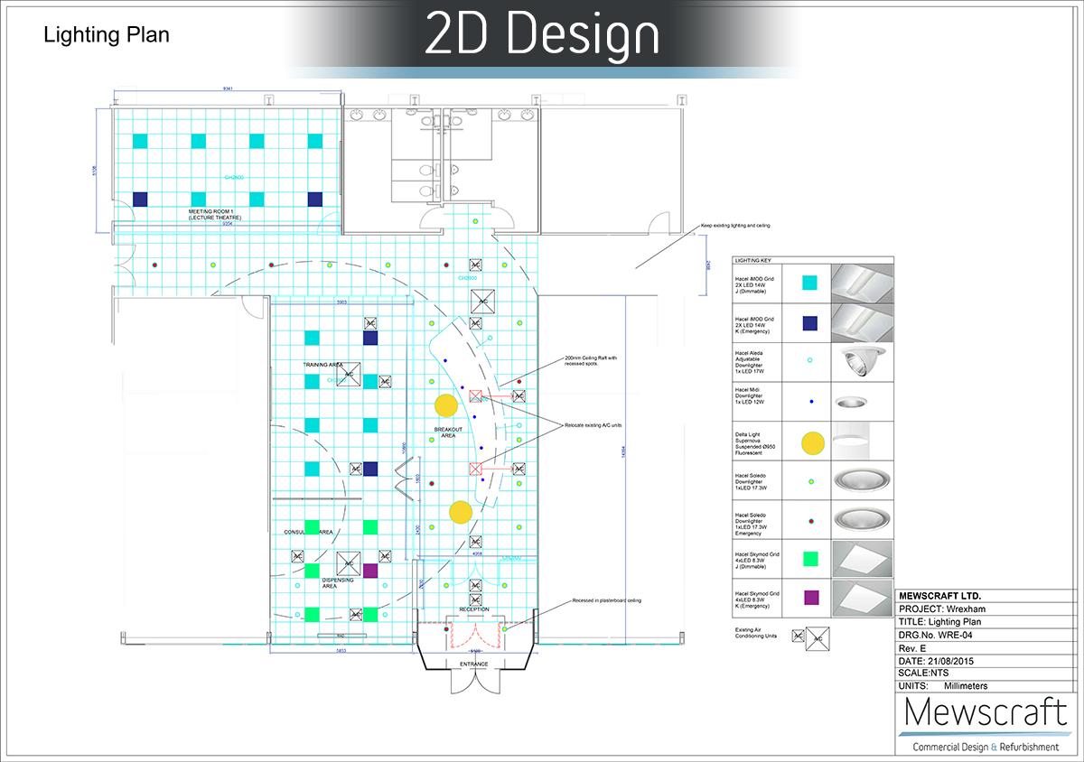 Head Office - 2D Design 2
