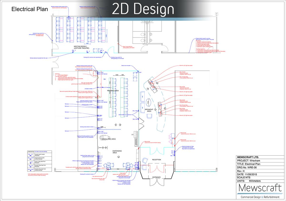 Head Office - 2D Design 3