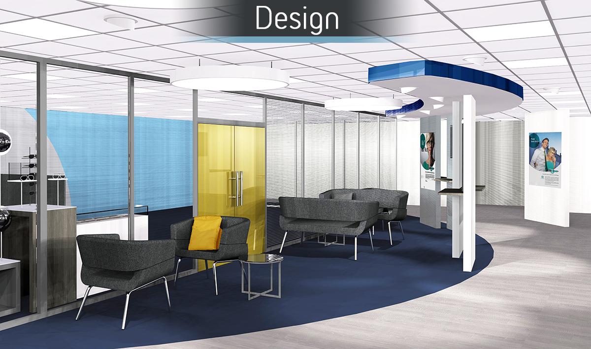 Head Office - Design 1
