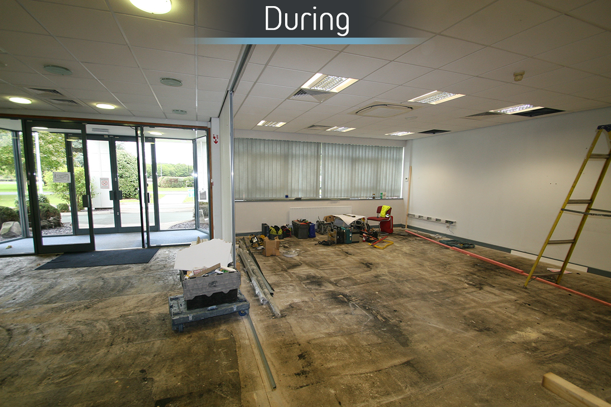 Head Office - During 1