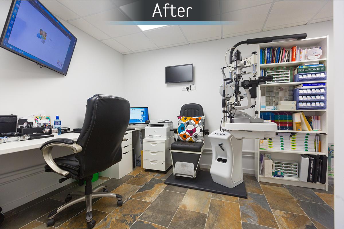 Healthy U Optometrists - After 3