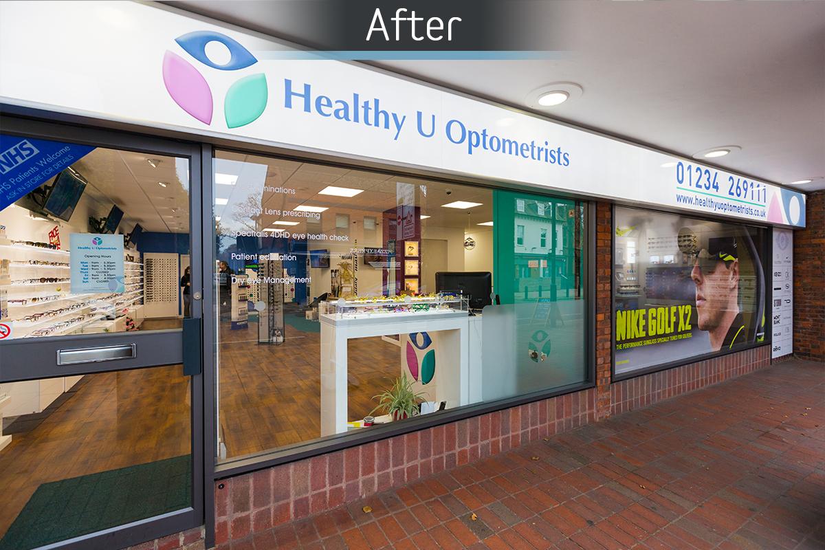 Healthy U Optometrists - After 5