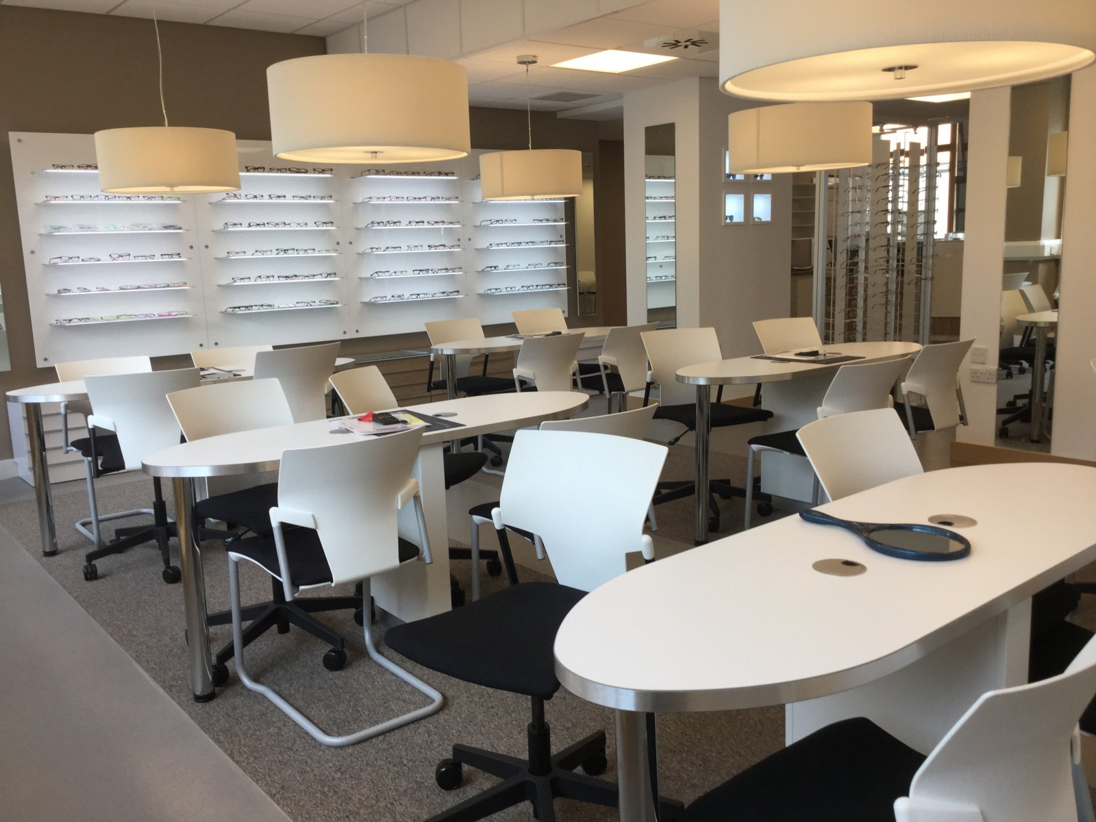 Mewscraft Completes Project For Glasgow Caledonian University