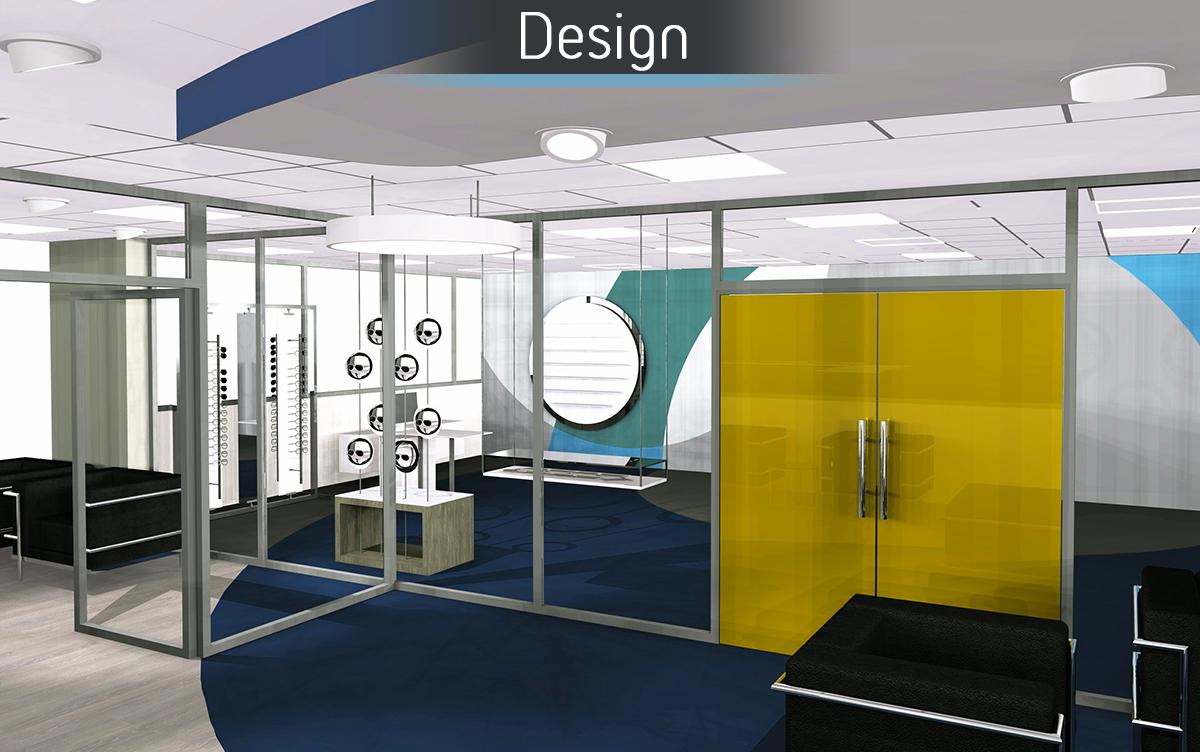 Head Office - Design 2