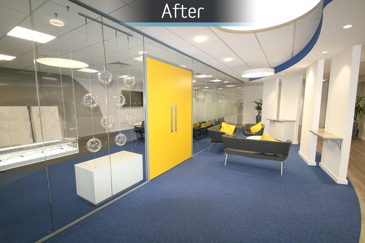 Head Office - Fitted 1