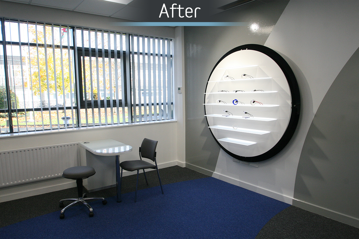 Head Office - Fitted 2