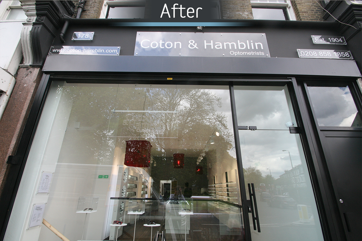 Coton & Hamblin - Fitted 6