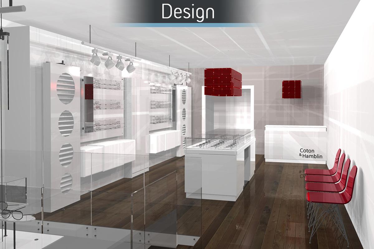 Coton & Hamblin - Design 1