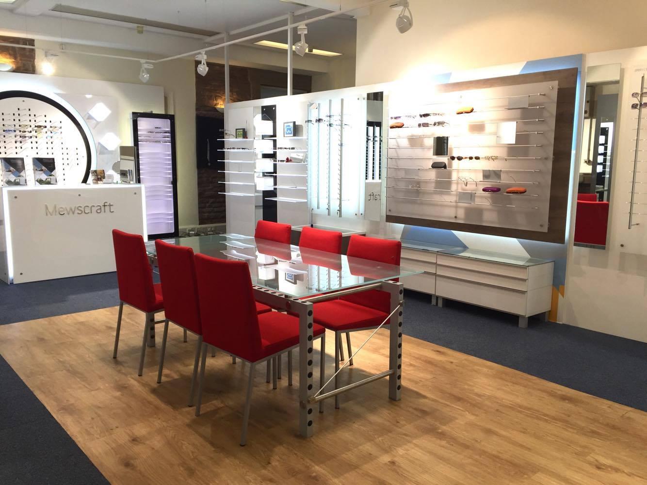 Mewscraft's new showroom opens its doors