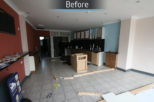 Before Interior design and refurbishment by Mewscraft