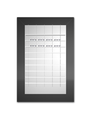 FRAME LED Matrix Wall Unit - Mewscraft