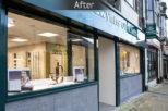 Gwynn's Opticians retail Interior design and refurbishment by Mewscraft 4